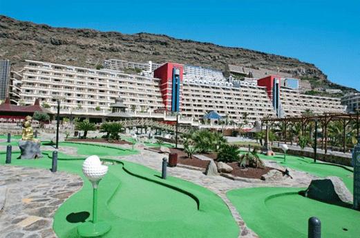 Hotel Paradise Lago Taurito Hotel