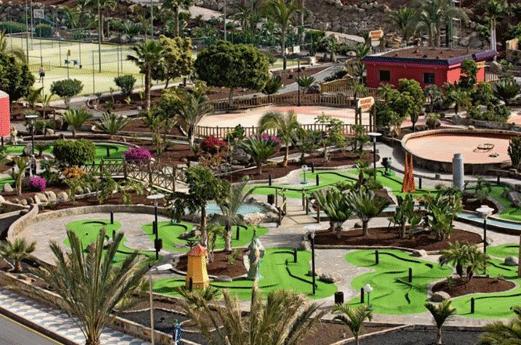 Hotel Paradise Lago Taurito Recreatie