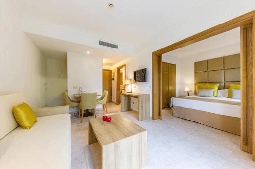Hotel Zafiro Menorca Kamer