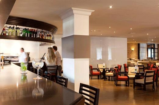Hotel Zafiro Rey Don Jaime Bar