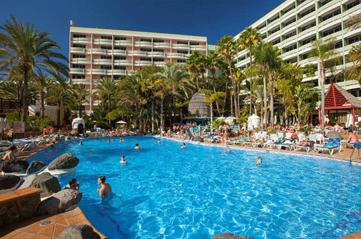 IFA Buenaventura Hotel Zwembad
