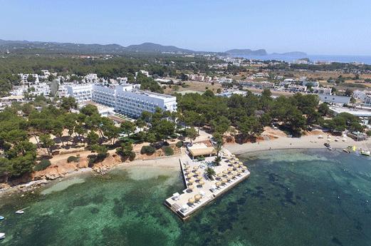 Iberostar Santa Eulalia Hotel