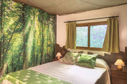 Magic Robin Hood Lodge Resort Kamer