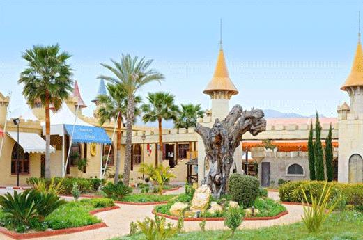 Magic Robin Hood Lodge Resort Kasteel