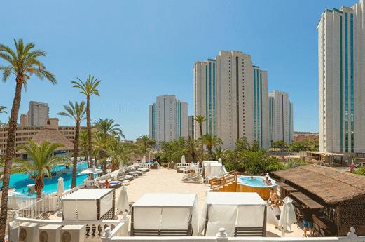 Magic Tropical Splash Aparthotel Hotel