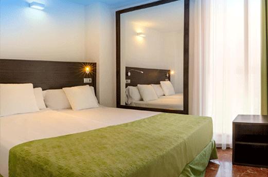 Magic Tropical Splash Aparthotel Kamer