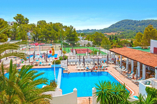 Marble Stella Maris Ibiza Zwembad