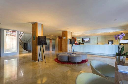 Palladium Hotel Cala Llonga Receptie