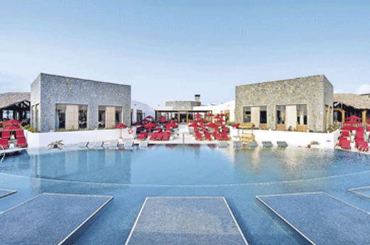 Pierre & Vacances Village Club Fuerteventura Origo Mare Zwembad