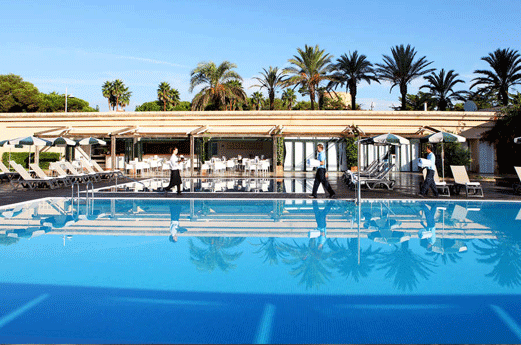 PortBlue San Luis Hotel Zwembad