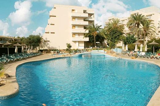 Protur Floriana Resort Zwembad