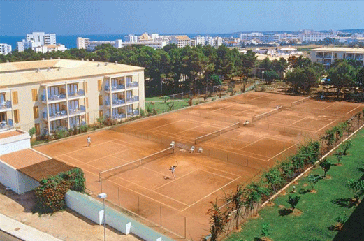 Protur Floriana Resort Tennisbaan