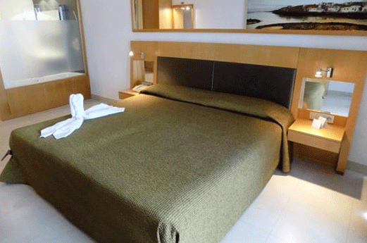 R2 Bahia Design Hotel & Spa Wellness Kamer