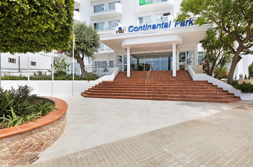 Roc Continental Park Hotel Hotel
