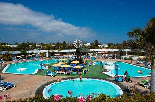 Relaxia Lanzasur Club Zwembad