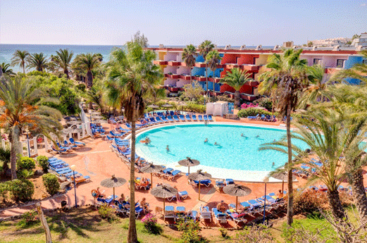 SBH Hotel Fuerteventura Playa Zwembad