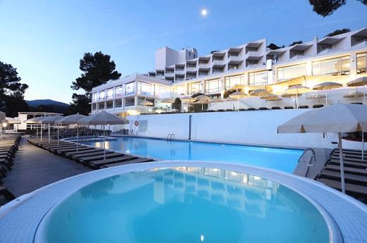 Sandos El Greco Beach Hotel Zwembad