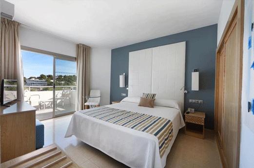 Sandos El Greco Beach Hotel Kamer