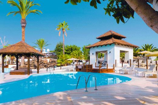 Sentido H10 White Suites Zwembad