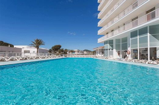 Sirenis Cala Llonga Resort Zwembad