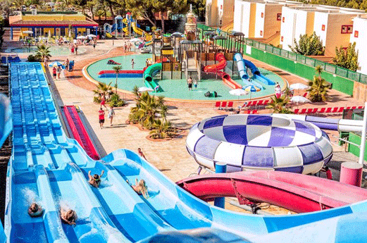 Sirenis Seaview Country Club Waterpark
