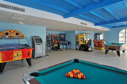 Sol Falco Gameroom