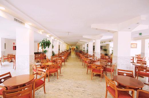 azuLine Hotel Coral Beach Restaurant