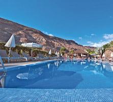 Hotel Paradise Costa Taurito: Wellness en luxe omringd door bergen