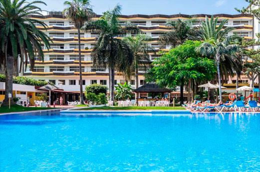 Blue Sea Hotel Puerto Resort Zwembad