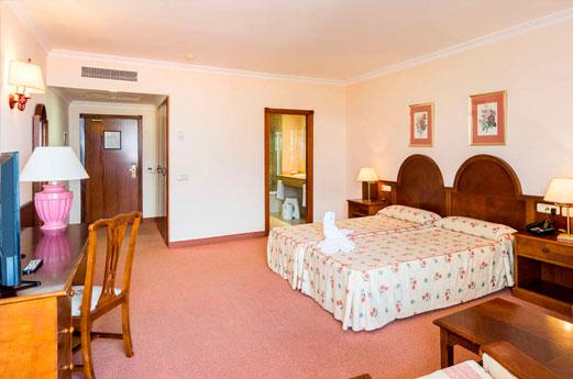 Blue Sea Hotel Puerto Resort Kamer