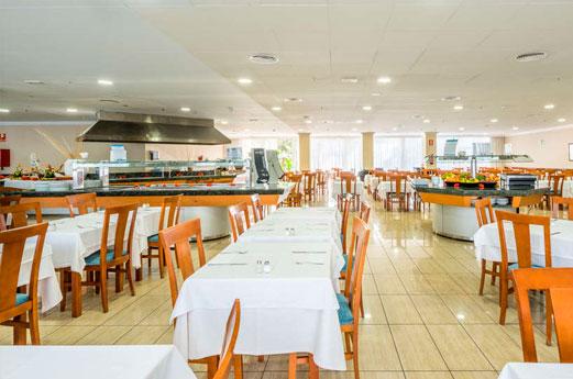 Blue Sea Hotel Puerto Resort Restaurant