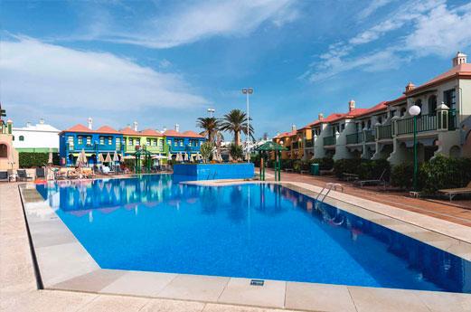 EO Maspalomas Resort Zwembad