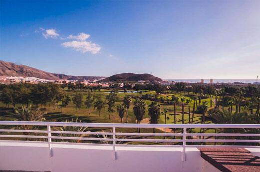 Gara Suites Golf & Spa Uitzicht