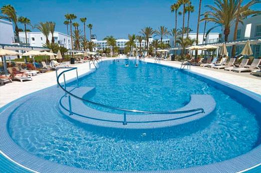 Hotel Riu Palace Meloneras Zwembad