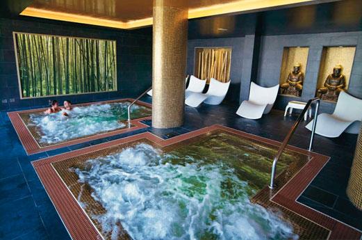 Hotel Riu Palace Meloneras Jacuzzi