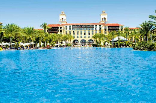 Lopesan Costa Meloneras Zwembad