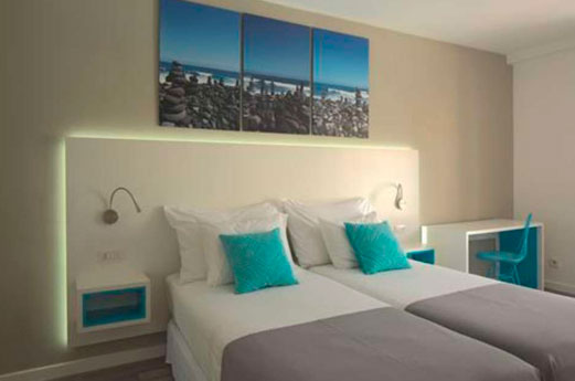 Coral Compostela Beach Golf Kamer
