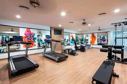 RIU Costa del Sol Fitnessruimte