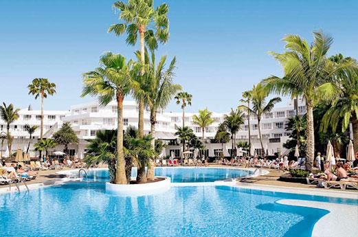 RIU Paraiso Lanzarote Resort Zwembad