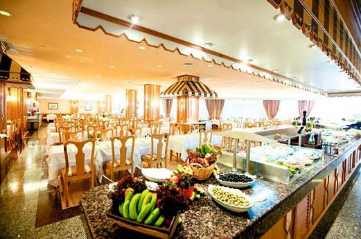 RIU Paraiso Lanzarote Resort Restaurant