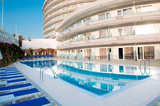 Suitehotel Playa del Inglés Zwembad