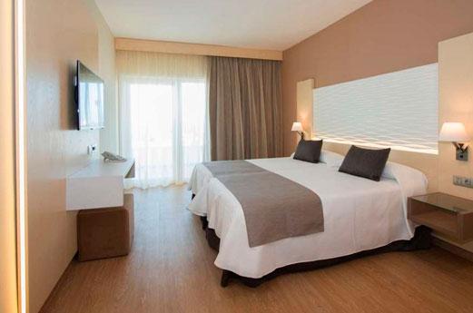 Suitehotel Playa del Inglés Kamer