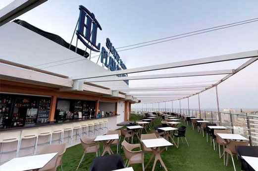 Suitehotel Playa del Inglés Bar
