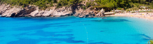 Strand Ibiza San Vicente